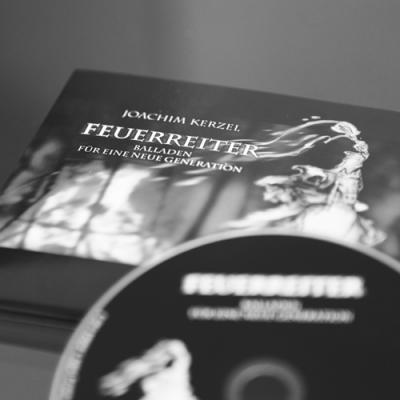 """""""Feuerreiter"""" CD-Produktion"""